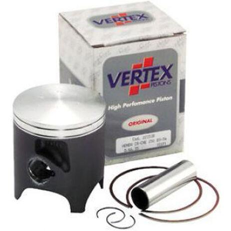 _Vertex Piston Honda 250 CR 89-96 Suzuki RM 250 96-99 2 Ring | 2386 | Greenland MX_