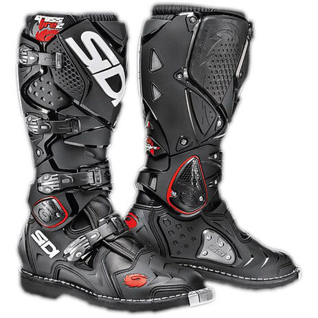 _Sidi Crossfire 2 Boots Black | BSD2202200 | Greenland MX_