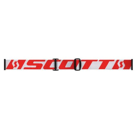 _Scott Recoil XI Goggles Red/White | 2625961005 | Greenland MX_