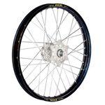 _Talon-Excel Suzuki RM 80/85 89-..17 x 1.40 front wheel silver-black | TW711HSBK | Greenland MX_