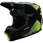 _Fox V1 Tayzer Helmet | 25820-001 | Greenland MX_