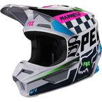 _Fox V1 Czar Helmet   21778-097-P   Greenland MX_