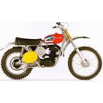 _Husqvarna Cross 400 1970 Replica Bengt Aberg Model Bike | 3HS1771000 | Greenland MX_