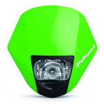 _Polisport HMX Headlight Green | 8662800008 | Greenland MX_