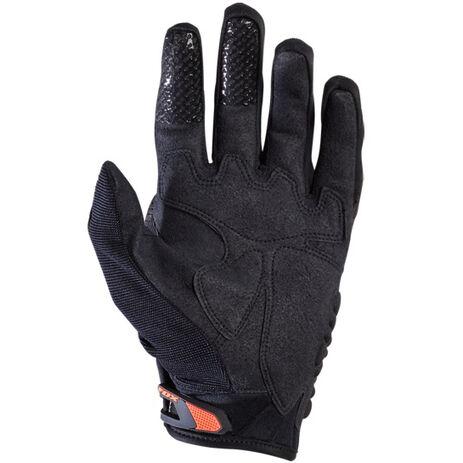 _Fox Bomber Gloves Black/Orange | 03009-016-P | Greenland MX_