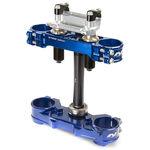 _Triple Clamp Neken SFS Yamaha YZ 85 14-20 (Offset 25mm) Blue | 0603-0592 | Greenland MX_