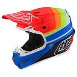 _Troy Lee SE4 Composite Mirage Helmet | 10558001-P | Greenland MX_