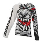 _Acerbis MX J-Kid Two Youth Jersey Gray/White   0024779.287   Greenland MX_