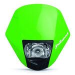 _Polisport HMX Headlight Green   8662800008   Greenland MX_