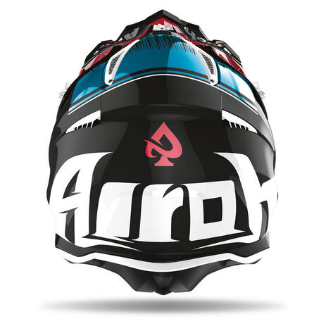 _Casque Airoh ACE Kybon | AVAK18 | Greenland MX_