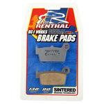 _Renthal rear brake pads ktm 125-525 (all) husq 125-510(all)  husaberg fe 450-570 2009   BP-108   Greenland MX_