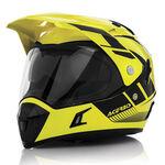 _Acerbis Active Graffix Helmet Yellow Fluor | 0021661.279.00P | Greenland MX_