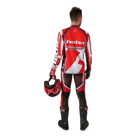 _Hebo Trial Race Pro II Jersey Red | HE2172R | Greenland MX_