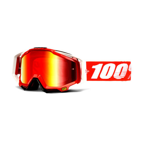 _100% Googles Racecraft Mirror Lens | 50110-003-P | Greenland MX_