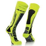 _Acerbis MX Pro Socks Black/Yellow Fluor | 0022077.318 | Greenland MX_