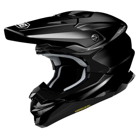 _Shoei Helmet VFX-WR Black | VFXWRBLK | Greenland MX_