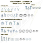 _Yamaha  Full Plastics Fastener Kits YZ 250/450 F 2014 | BO-YAM-140002 | Greenland MX_