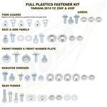 _Yamaha  Full Plastics Fastener Kits YZ 250/450 F 2014   BO-YAM-140002   Greenland MX_