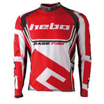 _Hebo Trial Race Pro II Jersey Red XL | HE2172RXL | Greenland MX_