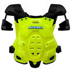 _Acerbis Robot Chest Protector Orange Fluo | 0022817.014 | Greenland MX_