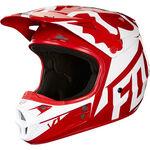 _Fox V1 Race 2018 Helmet Red   19532-003-P   Greenland MX_