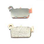 _Pastiglie Posteriori Nissin Originali Gas Gas 09-13,YZ 125/250 03-08,YZF 250/450 03-13, RM125/250 04-07 | FP-R002 | Greenland MX_