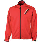 _Veste Soft Shell Hebo Baggy Rouge | HE4260R | Greenland MX_