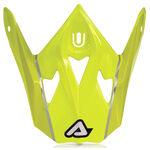 _Acerbis Impact Razorblade helmet Visor 2015 Yellow/Blue | 0017661.274 | Greenland MX_