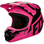 _Fox V1 Race 2018 Helmet Pink   19532-170-P   Greenland MX_
