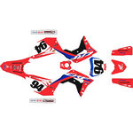 _Kit Completo Adesivi Restyling Kit Honda CRF 450 R 17-20 Roczen Replica 2020 | SK-CRF20RC | Greenland MX_