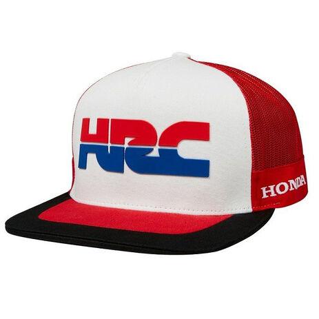 b04ceb3ce Fox HRC Snapback Hat Red | Motocross, Enduro, Trial | GreenlandMX.es