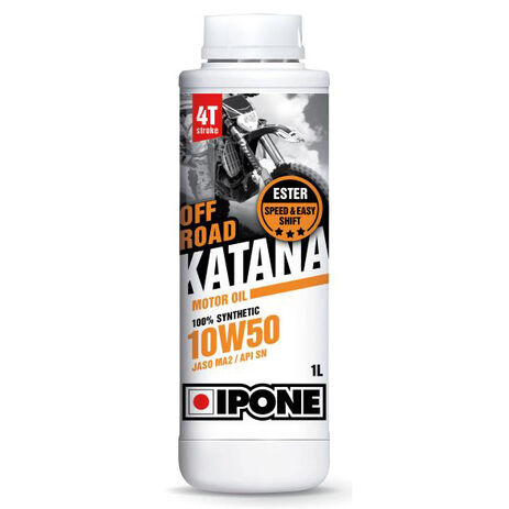 _Aceite Ipone Katana Off Road 10W-50 1 Litro | 800015 | Greenland MX_