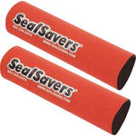 _Neoprene fork seal savers long red | SS-003L | Greenland MX_