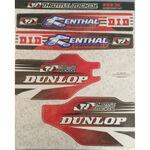 _TJ Suspension Decal Kit Honda CR/CRF 95-16 | SKCRCRF | Greenland MX_