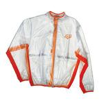_Fox Fluid MX Waterproof Jacket Orange | 10033-009-P | Greenland MX_