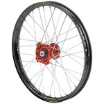 _Talon-Excel Honda CR/CRF 02-.. 21 x 1.60 front wheel red-black | TW753DRBK | Greenland MX_