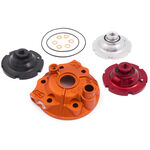 _S3 Stars Engine Head Kit KTM EXC 300 TPI 2018 Orange | STK-985TPI-300-O | Greenland MX_