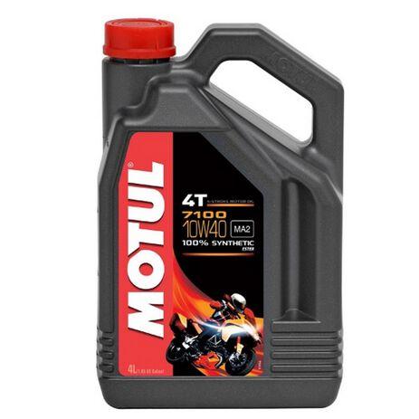 _Motul Oil  7100 OFF ROAD 10W40 4T 4L   MT-104092   Greenland MX_