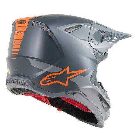 _Alpinestars Supertech S-M10 Meta Helmet | 8300219-1441-P | Greenland MX_