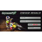 _Gift Voucher GreenlandMX 25  | CHGMX-25 | Greenland MX_