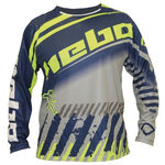 _Hebo End-Cross Stratos Jersey Blue   HE2537A   Greenland MX_