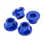 _Zeta Kawasaki KX 250 F 15-.. KX 450 F 12-.. Rubber Killer Blue | ZE37-0322 | Greenland MX_