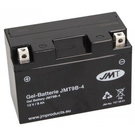 _JMT YT9B-BS GEL Battery | 7073901 | Greenland MX_