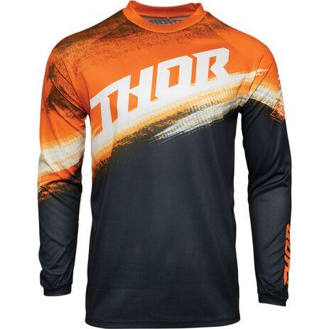 _Thor Sector Vapor Jersey Orange/Midnight | 2910-61NM-P | Greenland MX_