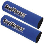 _Neoprene fork seal savers Short blue | SS-0002 | Greenland MX_