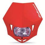 _Polisport MMX Headlight Red   8663500006   Greenland MX_