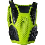 _Fox RaceFrame Impact Protector Yellow Fluo | 24265-130 | Greenland MX_
