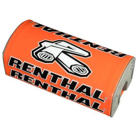 _Protector Manillar Renthal Fat Bar Naranja   P234-P   Greenland MX_