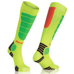_Acerbis MX Impact Socks Yellow Fluor | 0021633.206.00P | Greenland MX_