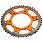 _Stahl Kettenrad KTM EXC/SX Orange | 584100510-P | Greenland MX_
